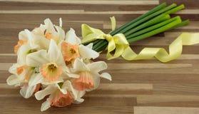 Пук daffodils. Стоковые Изображения RF