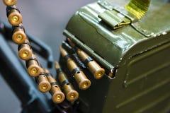 пули пояса Стоковое Изображение