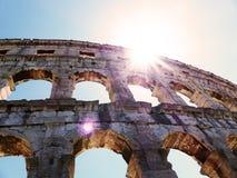 Пулы Colosseum Стоковые Фото