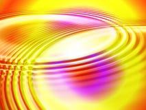 пульсации абстрактного очарования предпосылки пестротканые Стоковое фото RF