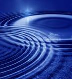 Пульсации в воде Стоковая Фотография RF
