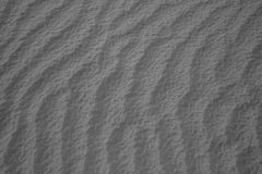 Пульсации песка в пустыне Юты стоковая фотография rf