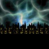 пульсация силы Стоковое фото RF