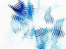 пульсация Стоковое Изображение RF