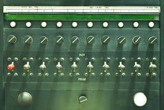Пульт управления связи. Стоковая Фотография RF