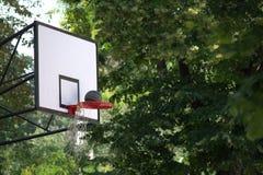 Пункты баскетбола ведя счет Стоковое Фото