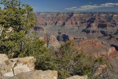 пункт великолепия каньона грандиозный Стоковые Изображения RF