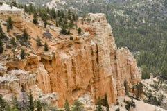 пункт воодушевленности каньона bryce Стоковое фото RF