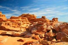 пункт западная Австралия gantheaume Стоковые Фото