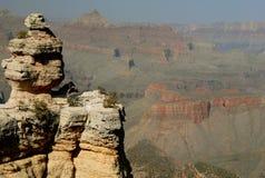 пункт каньона грандиозный lipan Стоковое фото RF