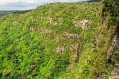 Пункт Маврикий veiw ущелий стоковая фотография rf