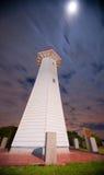 Пункт маяка Кливленда стоковые изображения rf