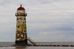 Пункт маяка Эйра Стоковые Фотографии RF