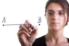 пункт b к стоковое изображение rf