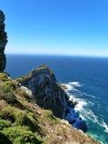 пункт Cape Town плащи-накидк Африки южный Стоковое фото RF