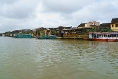 Пункт interst в Вьетнам Вьетнам Стоковое Изображение RF