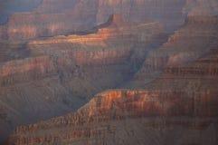 пункт mather каньона грандиозный Стоковая Фотография