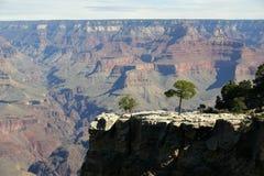 пункт mohave каньона грандиозный Стоковое Изображение