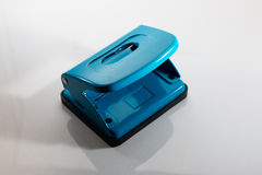 пунш голубой бумаги Стоковое Фото