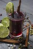 Пунш красного вина Стоковая Фотография RF