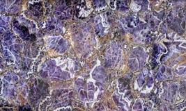 Пурпурный мраморный камень стоковое изображение rf