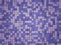 Пурпуровая предпосылка шотландки Стоковое Изображение