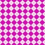 пурпуровая текстура свитера Стоковая Фотография