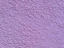 пурпуровая штукатурка Стоковая Фотография