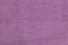 пурпуровое полотенце текстуры стоковые изображения rf