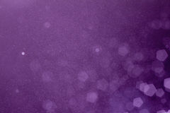 Пурпуровое bokeh стоковая фотография