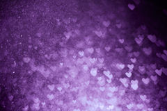 Пурпуровое bokeh стоковое фото rf