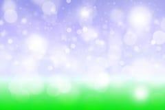 Пурпуровое bokeh стоковые фотографии rf