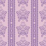 Пурпуровые обои бабочки Стоковое Изображение
