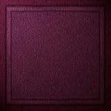 Пурпуровая предпосылка холстины стоковая фотография rf