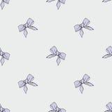 Пурпуровые тесемки Безшовная картина для вашей конструкции Стоковое Фото