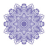 Пурпуровый орнамент Стоковое фото RF