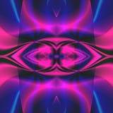 пурпур абстрактного backg голубой Стоковые Фотографии RF