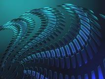 пурпур абстракции Стоковые Изображения RF