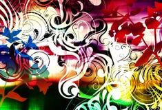 пурпур помоха Стоковое Изображение RF