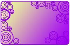 пурпур предпосылки Стоковые Фотографии RF
