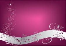 пурпур предпосылки Стоковые Изображения