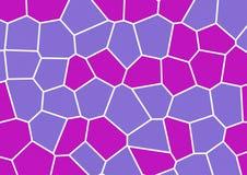 пурпур предпосылки голубой Стоковая Фотография