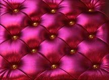 пурпур стула Стоковое фото RF