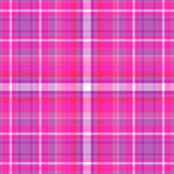 пурпур шотландки предпосылки розовый Стоковые Фото