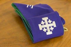 Пурпур Casula Стоковое фото RF