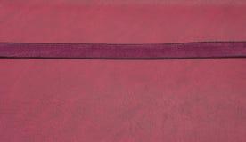 пурпур leatherette полосы Стоковые Изображения