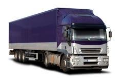 пурпур semi Стоковая Фотография RF