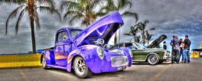 1941 пурпур Willy Стоковое Фото