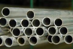 пускает сталь по трубам Стоковые Изображения RF