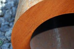 пускает сталь по трубам Стоковая Фотография RF